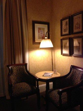 Mercure Catania Excelsior : chambre