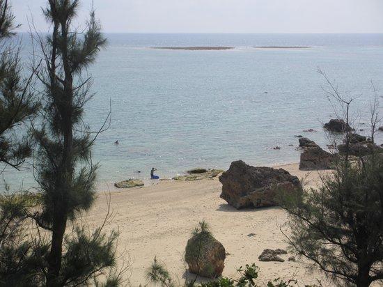On the Beach Lue: Beach View