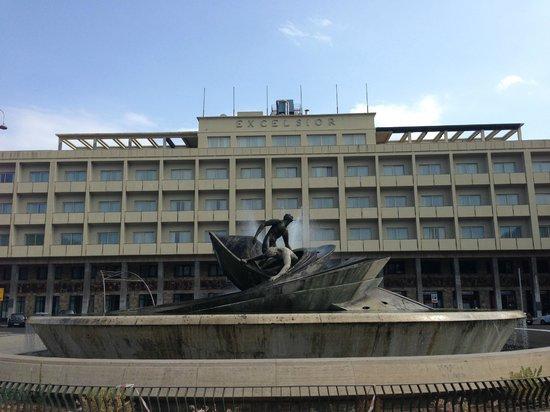 Mercure Catania Excelsior : hotel