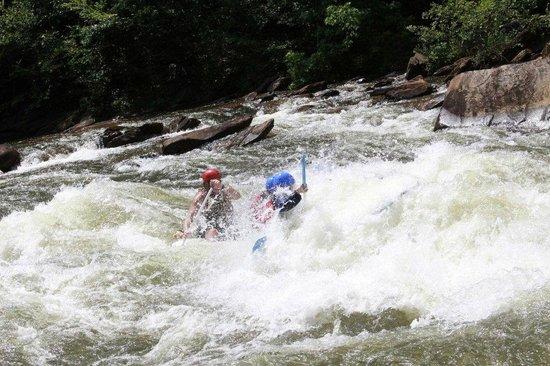 Cherokee Rafting : Cool!