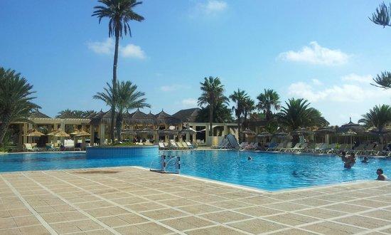 Djerba Golf Resort & Spa : sabbia bianca
