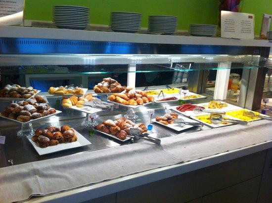 Mercure Venezia Marghera hotel: Breakfast