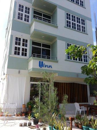 Hotel UI Inn: Exterior of hotel