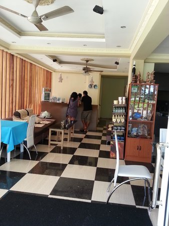 Hotel UI Inn : Lobby