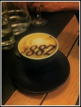 Caffe Vergnano 1882: 1882 Cappuccino