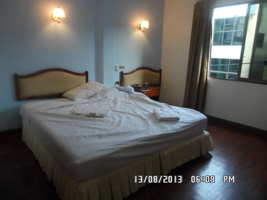 Anou Paradise Hotel: BED ROOM