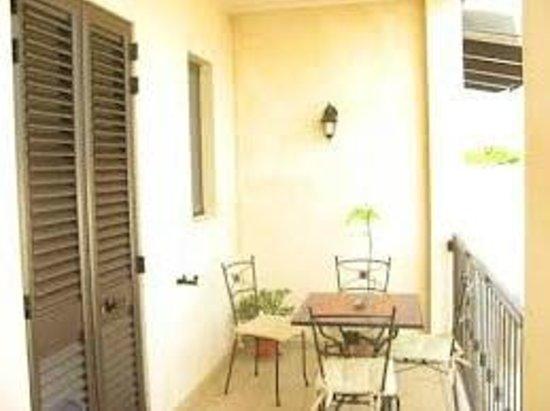 Aira Te Finu: Camera con Veranda sul panorama Salentino