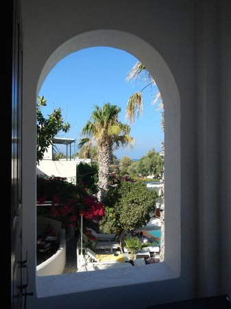 View from room 335 Bellonias Villas