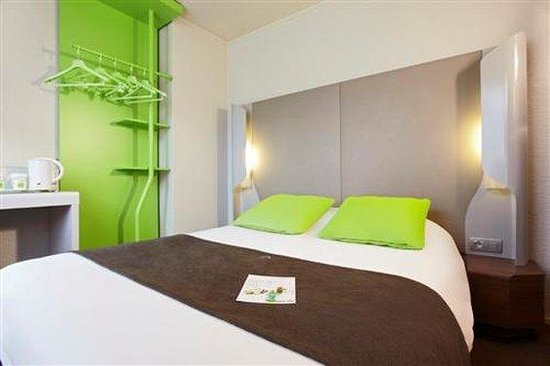 Campanile Paris 11 - Bastille: Double Room