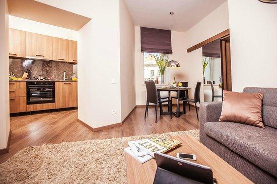 Senator Maidan: 1-bedroom apartment