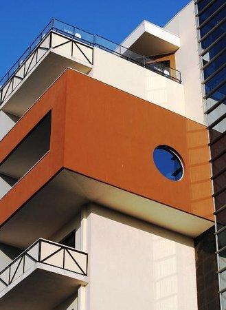Hotel Del Mar Mamaia: Hotel Del Mar, the top floors