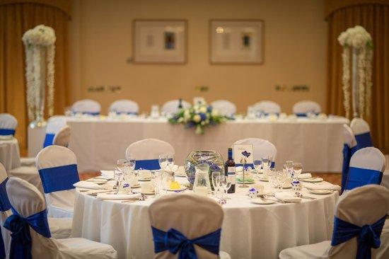 Oakwood House Hotel: John Wigan Room - Wedding