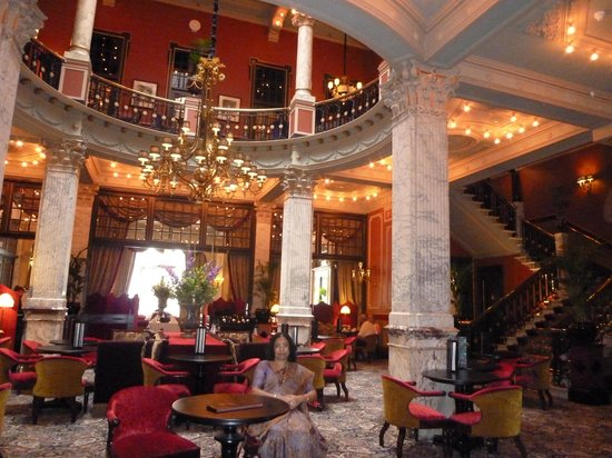 Hotel Des Indes, a Luxury Collection Hotel : Lobby Lounge