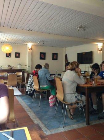 Bilgola Cafe : Interior
