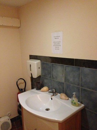 Bilgola Cafe : Washroom