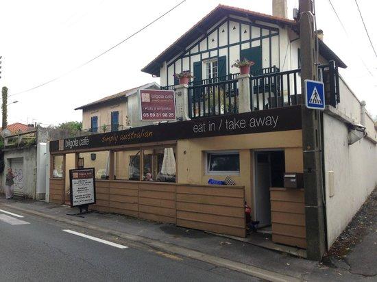 Bilgola Cafe : Exterior