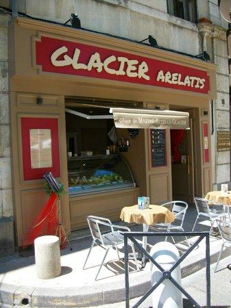 Glacier ARELATIS