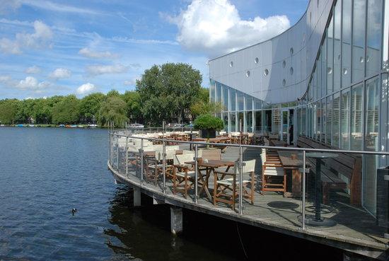 Photo of Middle Eastern Restaurant Libanees Restaurant Cedars at Heemstedestraat 80, Amsterdam 1058 NP, Netherlands