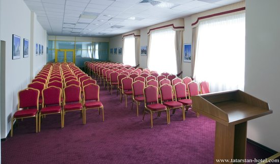 Tatarstan Business Hotel: гостиница с конференц-залом