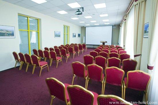 Tatarstan Business Hotel: Аренда тренинг зала Челны