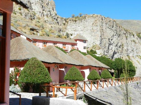 Hotel El Refugio: Hotel rooms