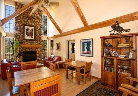 Steamboat Mountain Lodge: Gaf Flat