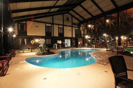 Fireside Inn & Suites: Poolarea