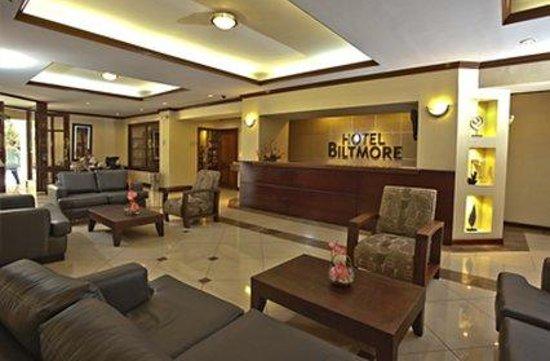 Hotel Biltmore Guatemala: Lobby