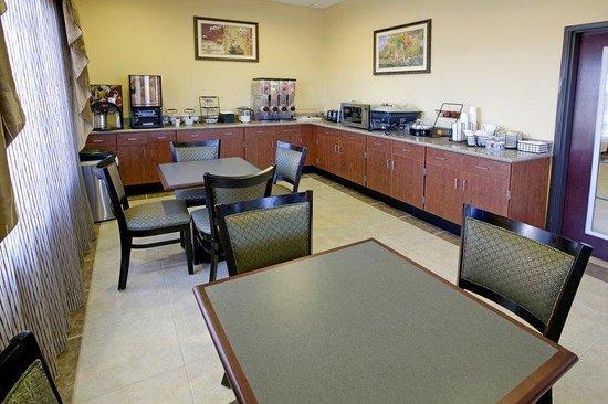 Days Inn Salado : Breakfast Area