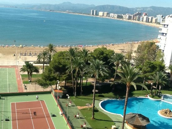 Florazar II Apartments: View from 10th floor