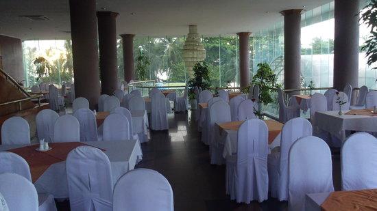 Nha Trang Lodge: レストラン