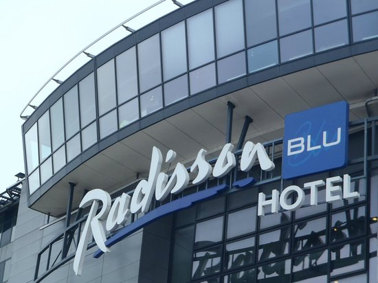 Radisson Blu Hotel Manchester Airport Main Veiw