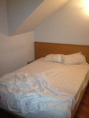 Residencial Triunfo: piepkleine kamer zonder ramen