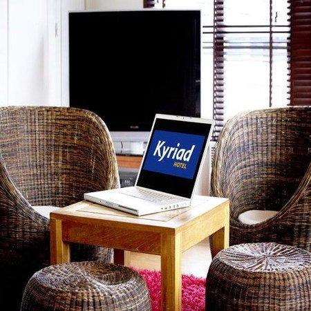 Kyriad Angers Sud - Les Ponts De Ce: Lounge