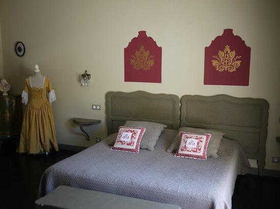 La Bastide des Anges : Bedroom