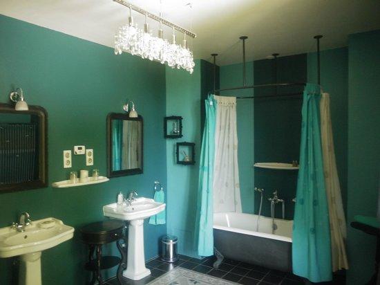 La Bastide des Anges : Bathroom
