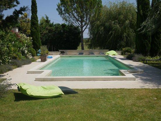 La Bastide des Anges : The Pool