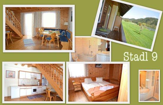 Ferien am Talhof: Beispielfoto für eine Ferienwohnung mit 3 Schlafzimmern 5-7 P