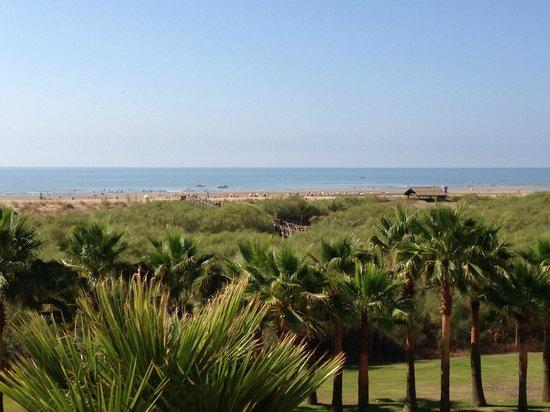 Apartamentos Playamarina: Vista desde el apto. 403