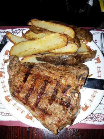 Rod's Steak House : miammm