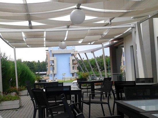 Esterno Ristorante Picture Of Hotel Eden San Salvo