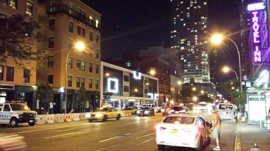 The Out NYC: Looks nice from outside!