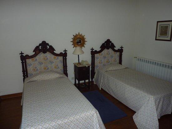 Hospedaria do Convento: the Abade room