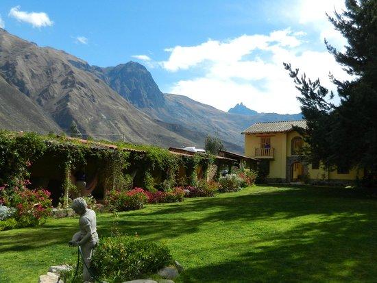 Hotel Samanapaq: Garden