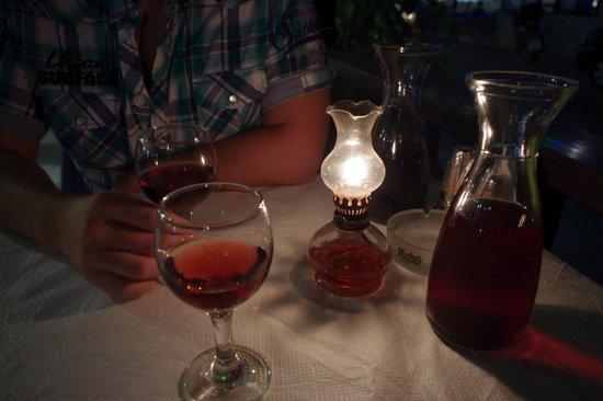 Zorbas: вино домашнее