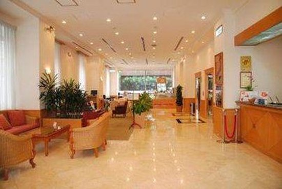 Sunroute Hotel: Lobby