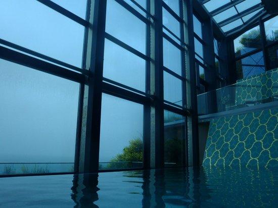 Grand Hotel Bernardin: Pool