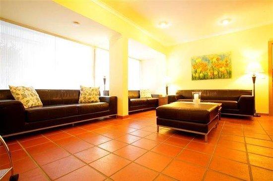 Hotel Alte Post Seeland: Lobby
