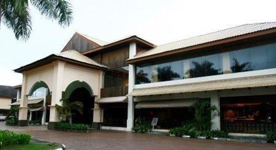 Langkawi Boutique Resort: Club Hse Side View