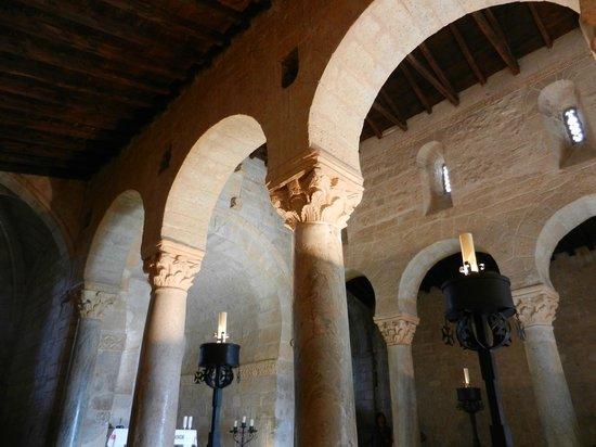 Arcadas De La Nave Principal Picture Of Church Of San Juan